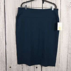 NWT LuLaRoe Pencil Skirt Size 3XL